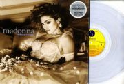 LIKE A VIRGIN - 2019 LIMITED CRYSTAL CLEAR VINYL LP